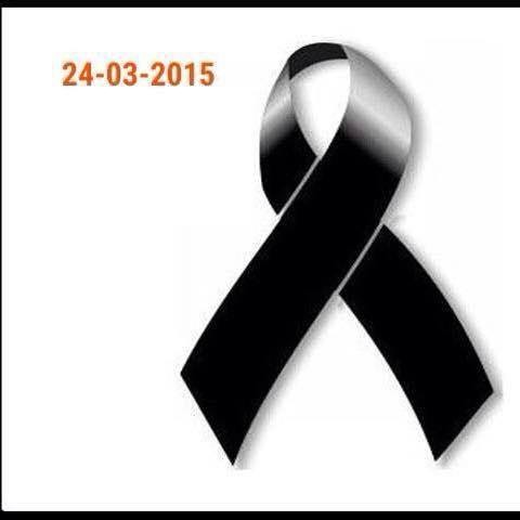 Condolences to the family of airplane crashed Barcelona-Düsseldorf