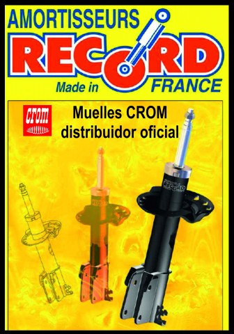 RECORD shock absorbers