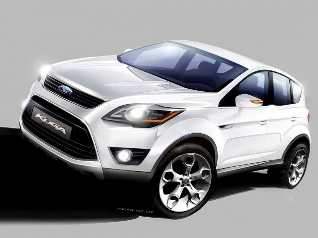 Muelles CROM equips FORD KUGA since September 2012
